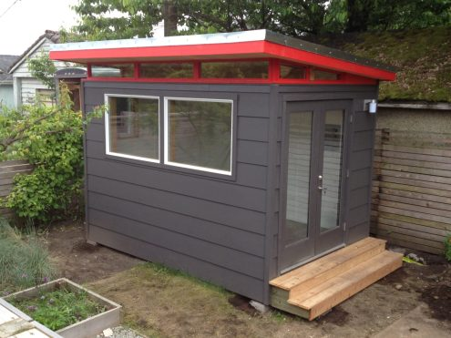 Backyard Music Studio Prefab Kit