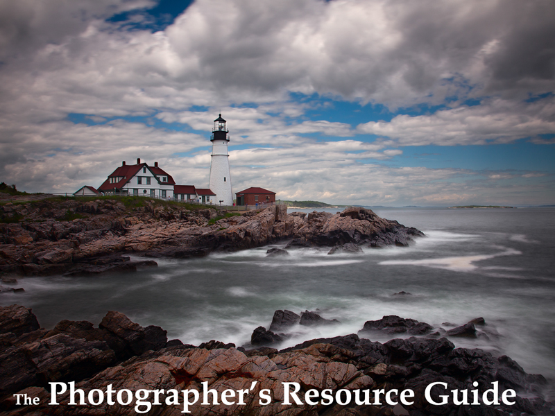 Photographers Resource Guide