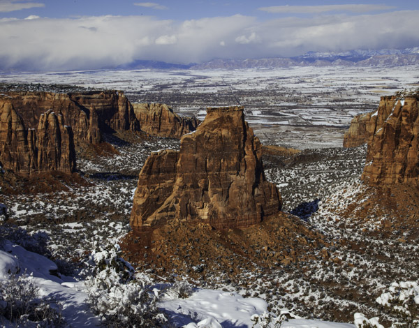 Landscape Photography - The Colorado National Monument