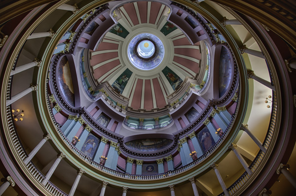 St. Louis Old Courthouse Dome