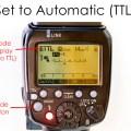 Graphic - Set to TTL