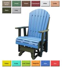 Outdoor Poly Furniture: Luxury Poly PAGLCR Adirondack ...