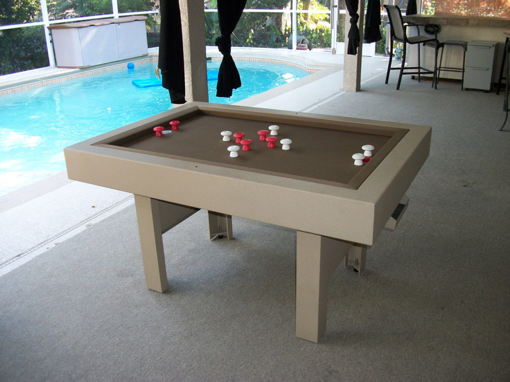 Bumper Pool Outdoor Pool Tables