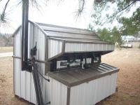 TOP LOADER Log Burner Outdoor Wood Burner Boiler Furnace ...