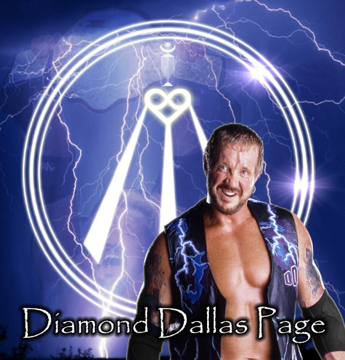 Diamond Dallas Page Outer Limits of Inner Truth