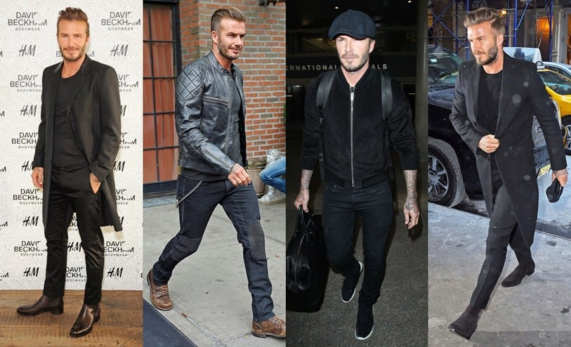 David Beckham Casual Outfit Style Celebrities Outfit Ideas