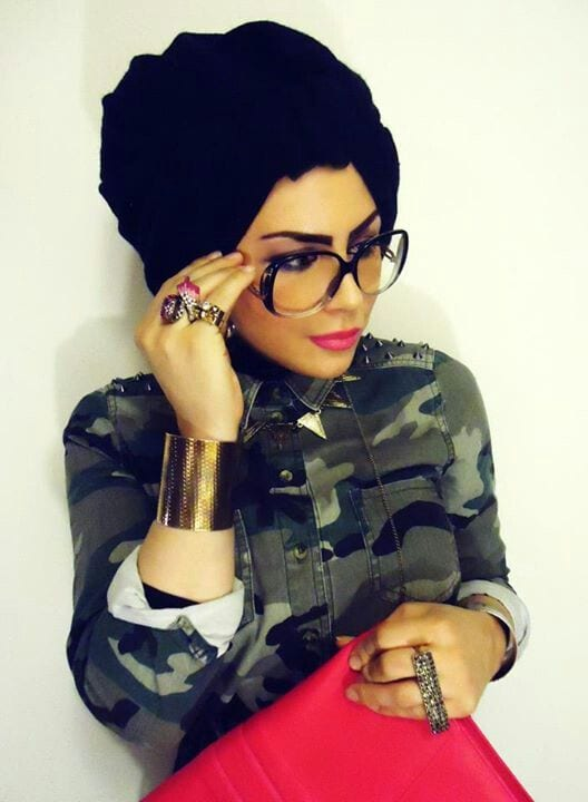 Beautiful Arabic Girl Wallpaper Hijab With Glasses 17 Cool Ideas To Wear Sunglasses With Hijab