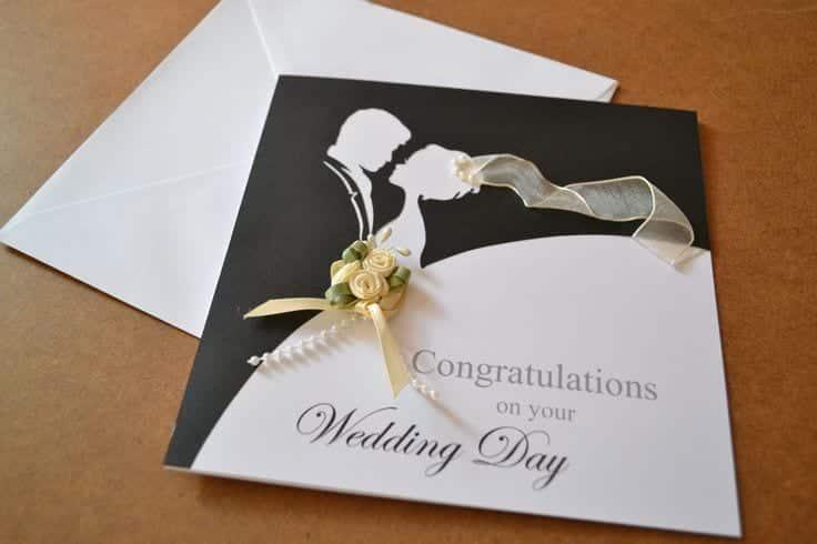 40 Most Elegant Ideas for Wedding Invitation Cards and Creativity - wedding card designing