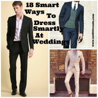 Casual Wedding Outfits for Men-18 Ideas What to Wear as ...