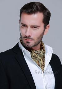 Men Scarves Fashion - 18 Tips How to Wear Scarves for Guys