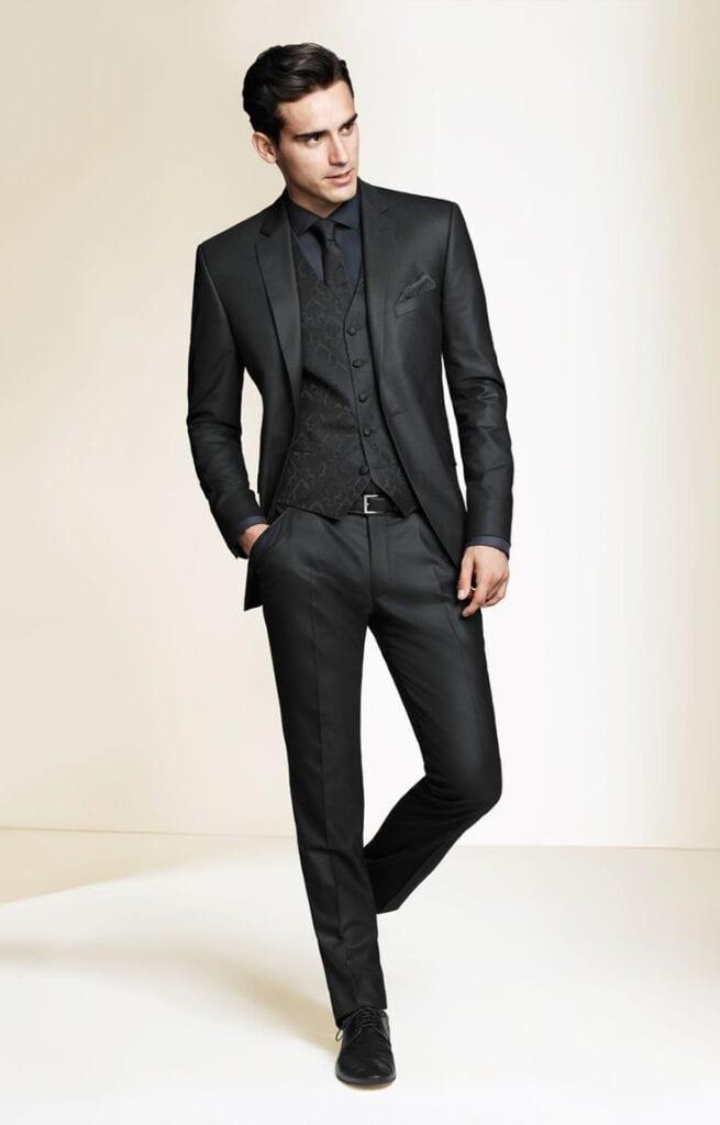 Black Shirts Outfits for Men - 19 Ways to Match Black Shirt
