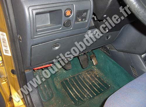 Fuse Box On Citroen Berlingo Control Cables  Wiring Diagram