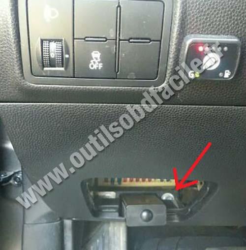 Kia Picanto Fuse Box Diagram Kia picanto ja Headlight levelling