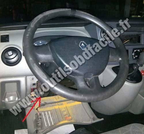 Renault Clio 2 Fuse Box Wiring Diagram