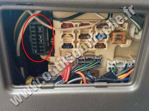 Toyota Tercel Fuse Box Wiring Diagram