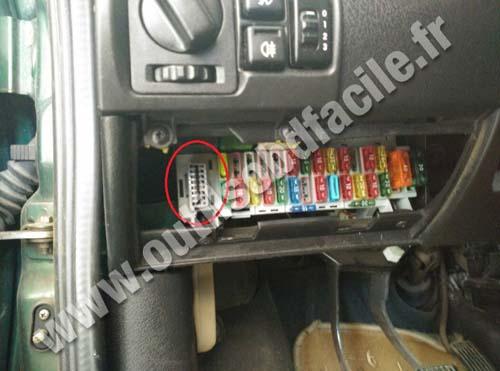 Vauxhall Tigra B Fuse Box automotive wiring diagrams