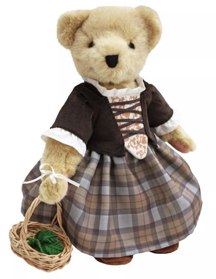 Outlander™ Collectible Bear: CLAIRE RANDALL