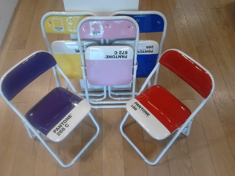 Pantone Folding Chair - Ivoiregion