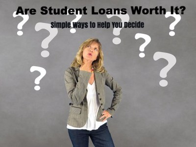 Are Student Loans Worth It? - The Outlier Model   The Outlier Model