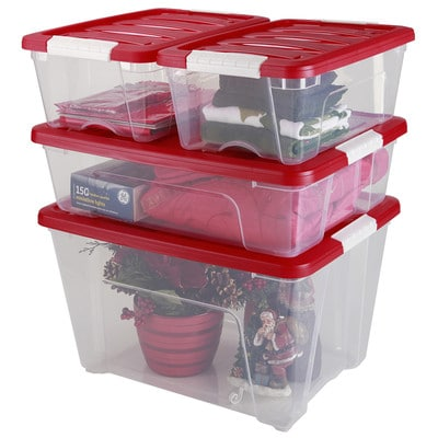 6 Top Containers For Moving Or Storing Holiday Decorations