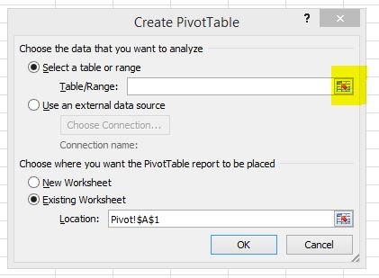 How to create a pivot table for a timesheet OutofhoursAdmin - how to make a sign in sheet using excel