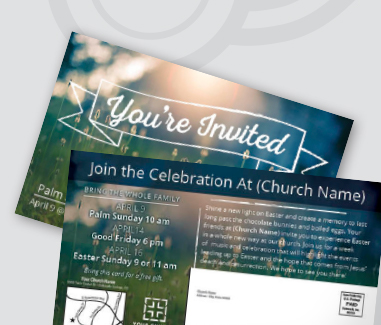 Church Direct Mail Services from Outreach, Inc