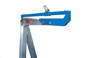 extended-shackle - crane attachments, crane pallet forks, pallet lifter, pallet forks, aluminum