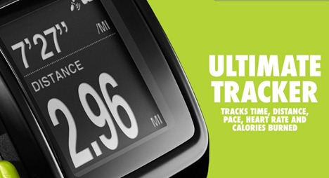 Nike watch review.42 Nike+ SportWatch GPS Review