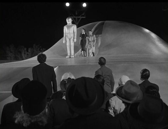 The Day the Earth Stood Still 9 The Hidden Context in some Great Movies