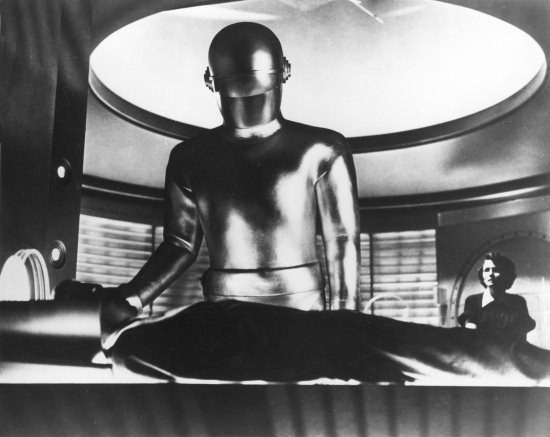 The Day the Earth Stood Still The Hidden Context in some Great Movies
