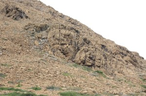One Of The Mountains On The Tablelands Trail
