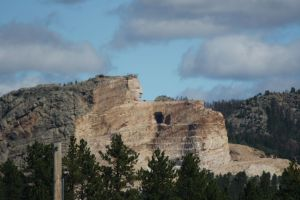 Crazy Horse Monument, SD