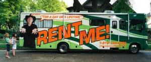 "The Rental RV Form The Movie ""RV"""