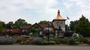 Visitor's Center In Frankenmuth, MI