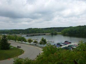 The Muskegan River At River Ridge RV Resort
