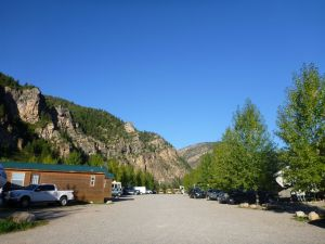 Some Of The Sites At Glenwood Canyon Resort