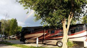 Our Spot In The KOA In Montrose, Colorado