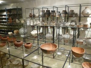 Pottery Collection At Edge Of Cedars State Park