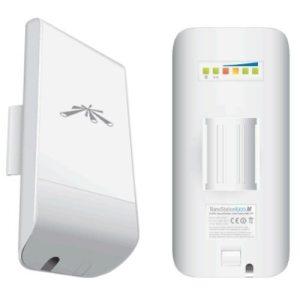 Ubiquiti nanostation loco m2 for Installation antenne wifi exterieur