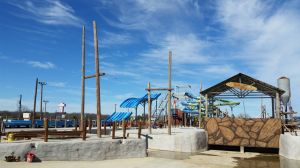 New Water Park Construction