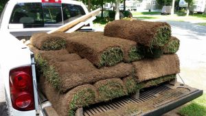 July 2015 - Sod Delivery