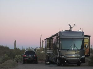 Picacho Peak State Park Near Picacho, AZ