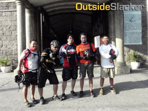 Bisikleta Iglesia Riders: Biking is also a religion
