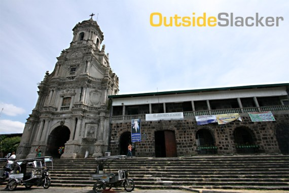 St. Jerome's Parish Church-Morong, Rizal