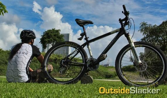 Biking in Metro Manila