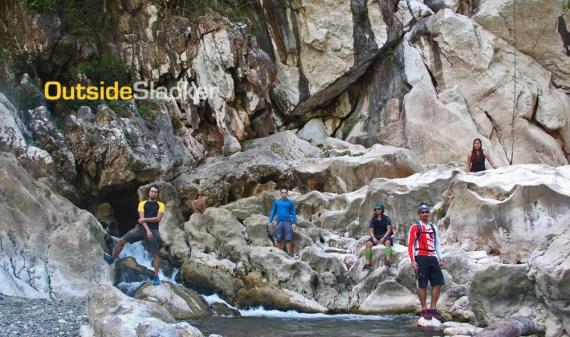 Biking and Hiking Daraitan