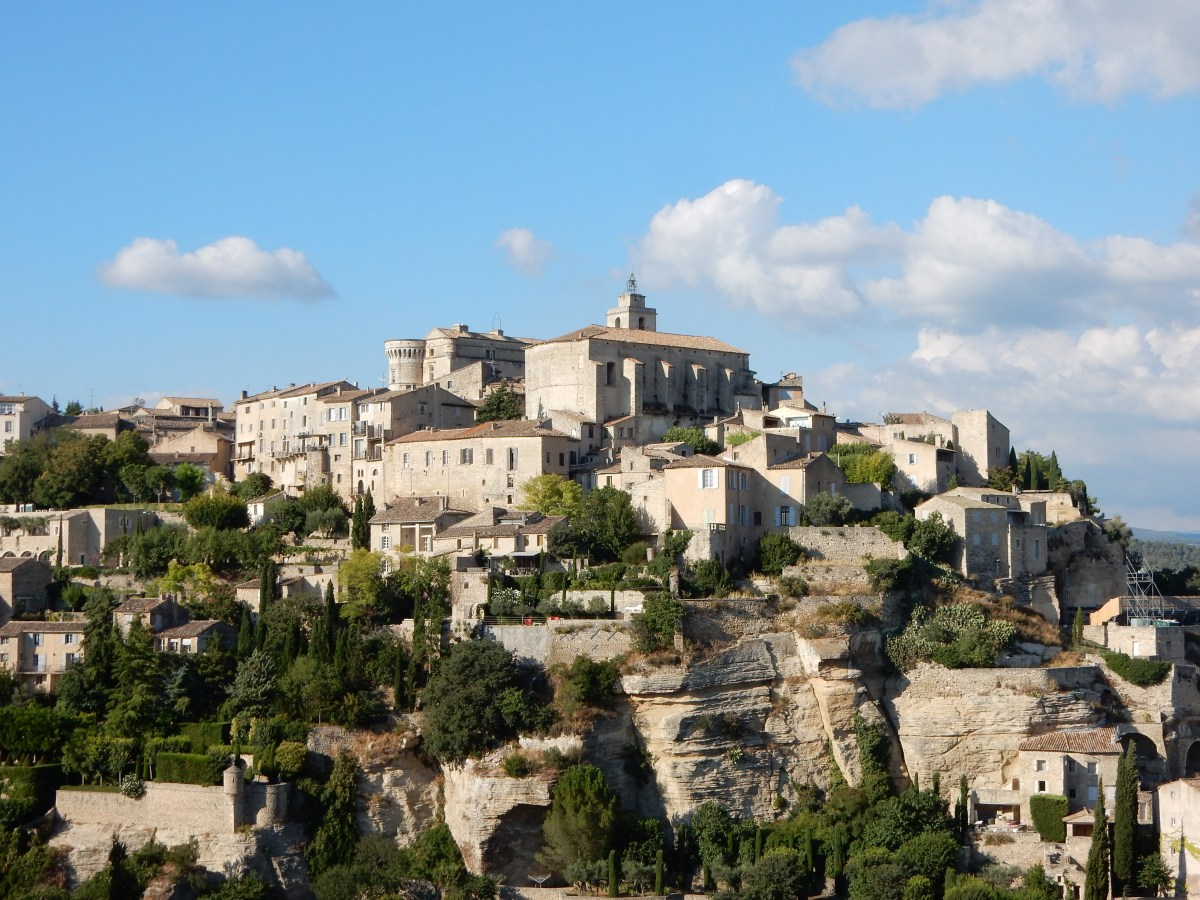 Gordes : An afternoon of goofing around and 3 things we should have done