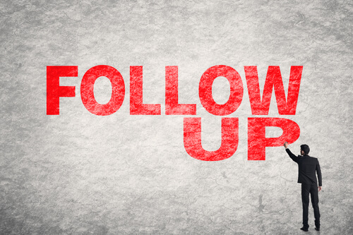 How Sales Follow Up Can Increase Your Profits By 300 - follow sales