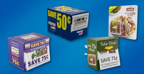 Outta The Box Box Dispensers Feature
