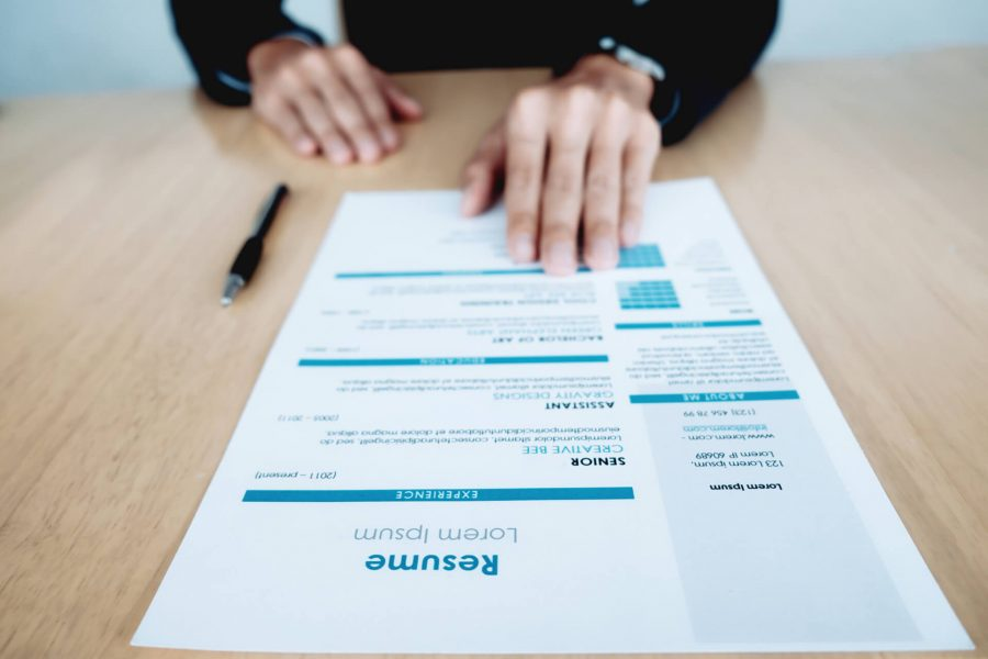 4 Tips for Getting the Best out of Your Resume Template OutTechUs